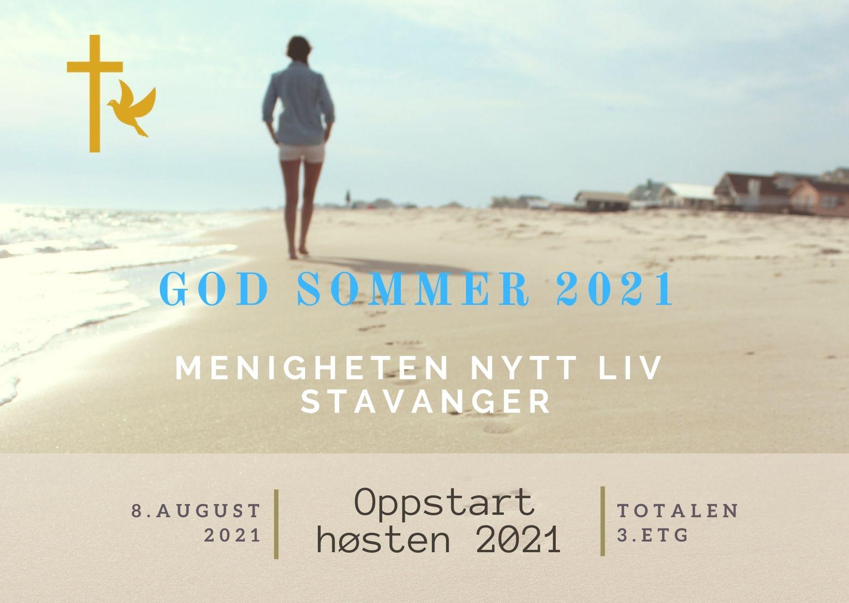 God sommer 2021