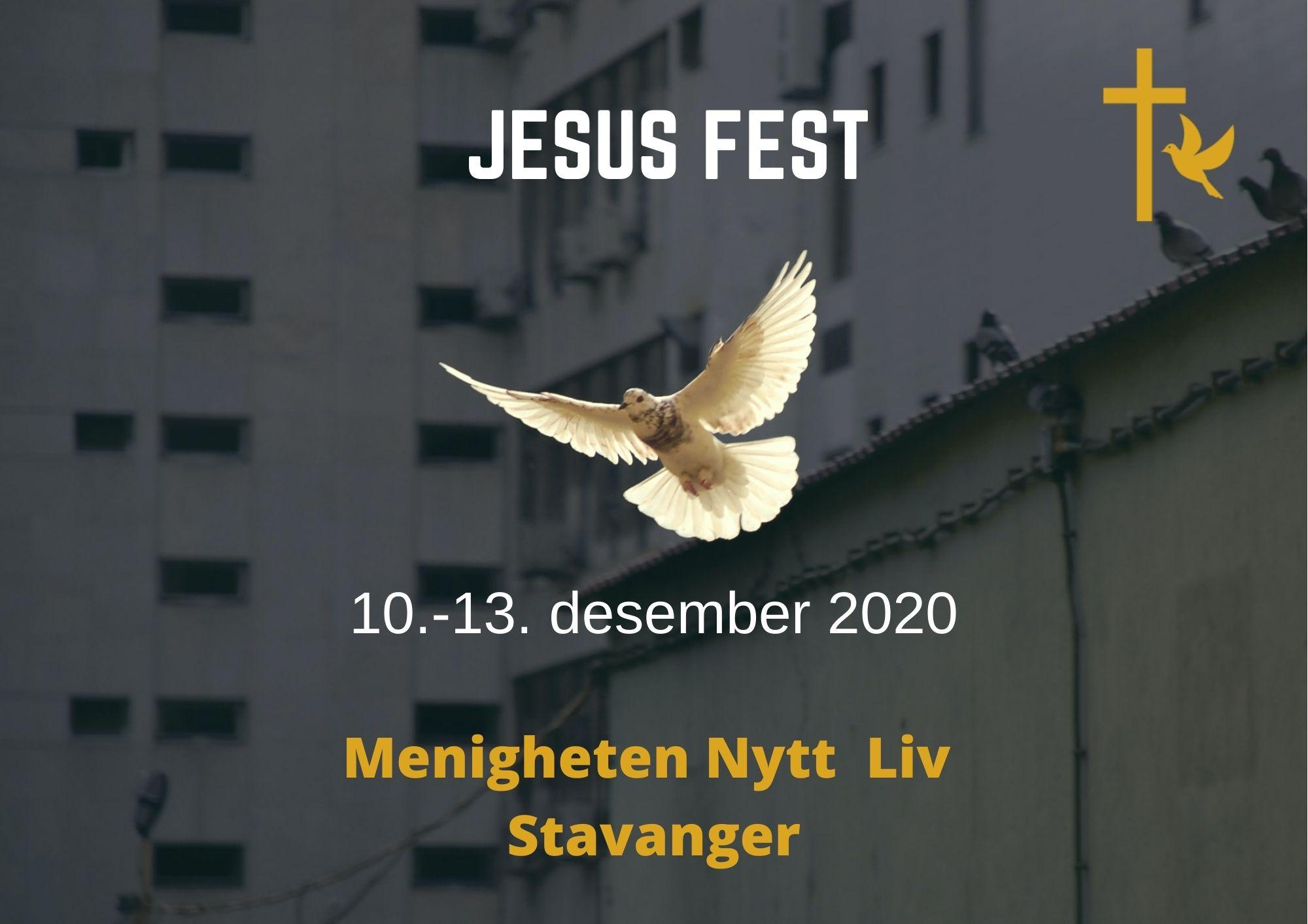 Jesus fest desember 2020